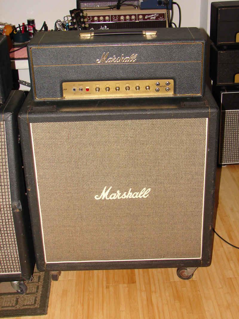 Dating Marshall Amp